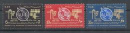 EGYPTO  YVERT  646/48   MNH  ** - Unused Stamps