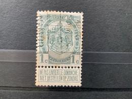 OCB 81 Preo Namur 1910 Namen - 1893-1907 Armoiries