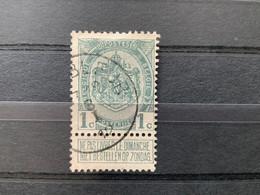 OCB 81 TREMBLEUR - 1893-1907 Armoiries