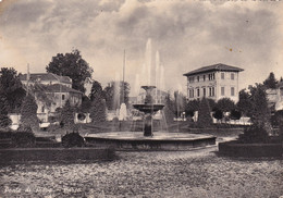 Cartolina Di Ponte Di Piave ( Treviso ) Parco - Treviso
