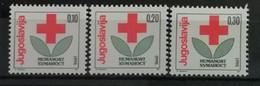 Yougoslavie / Yvert Bienfaisance N°167-170 / ** - Beneficenza