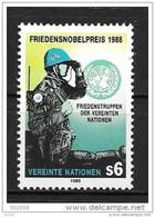 1989 - 91**MNH - Attribution Du Prix Nobel De La Paix - Nuevos