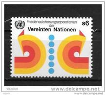 1980 - 11**MNH - Opérations Des Nations-Unis Pour Le Maintien De La Paix - Nuevos
