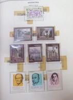 A) 1985-86, ARGENTINA, GRAPE HARVEST FESTIVAL, ARCHITECTURE ITALIAN PERIOD, FRENCH INFLUENCE, ART NOUVEAU, ACADEMIC ARCH - Lettres & Documents