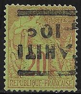Lot N°W369 Colonies Tahiti N°5 Neuf (*) Sans Gomme - Neufs