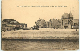 COURSEULLES-SUR-MER - Le Bar De La Plage - Courseulles-sur-Mer