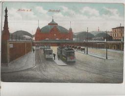 HALLE BAHNHOF - Halle (Saale)