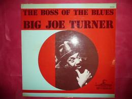 LP33 N°7612 - BIG JOE TURNER - 900.262 - DISQUE EPAIS - GRAND ARTISTE & PIANISTE ***** - Blues