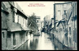 Cpa Du 27 Pont Audemer Bras De Risle , Rue Sadi Carnot  NOV20-79 - Pont Audemer