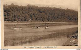 Lannion. Embarcations Sur Les Rives Du Guer. - Lannion
