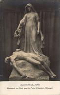 CPA ORANGE Auguste Maillard - Monument Aux Morts Pour La Patrie (1086928) - Orange