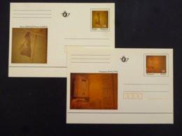 BELGIE BRIEFKAART 48/49 - Tarjetas Ilustradas