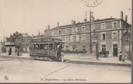 ANGOULEME - LA GARE D ORLEANS - Angouleme