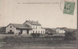 CHAMPAGNE MOUTON - LA GARE - Altri Comuni