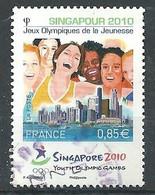 FRANCIA 2010 - YV 4491 - Cachet Rond - Gebruikt