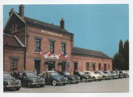 - CPM LOMME (59) - 1948-1998 : 50 Ans De La 203 Peugeot - Gare De Lomme Le 11 Octobre 1997 (inauguration Du T.G.V.) - - Lomme