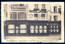 Cpa Du 27 Pont Audemer Brasserie Restaurant Poitier     NOV20-78 - Pont Audemer