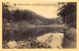 Marche-les-Dames - Etang Route De Gelbressée - Namur