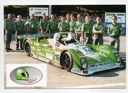 - CPM SPORT AUTOMOBILE - 24 HEURES DU MANS 2000 - PESCAROLO SPORT - - Le Mans