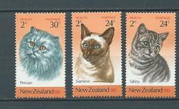 Nouvelle - Zelande --- Yvert  SERIE N° 848  /  850 **  3 Valeurs Neuves Sans Charniere    -  AA 18304 - Unused Stamps