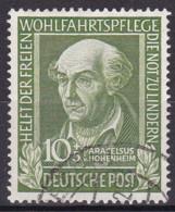 BRD 1949,  118, Used Oo,  Wohlfahrt: Helfer Der Menschheit (I). - Used Stamps