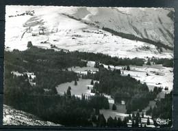 BRISON - Vue D'ensemble Des Champs De Ski (carte Vierge) - Otros Municipios
