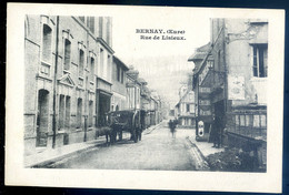 Cpa Du 27  Bernay Rue De Lisieux     NOV20-78 - Bernay
