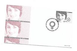 FDC P1781  N°4404 Internat. Vrouwendag/Jounée De La Femme/Womansday - Cartas