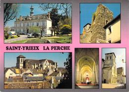 87 - Saint Yrieix La Perche - Multivues - Saint Yrieix La Perche