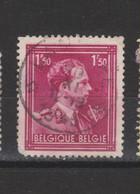 COB 691 Centraal Gestempeld Oblitération Centrale Sterstempel Cachet étoile LANEFFE - 1936-1957 Col Ouvert