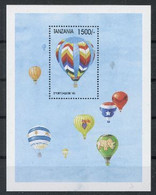 Tanzanie  Balloons Ballons   MNH - Montgolfières