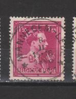 COB 691 Centraal Gestempeld Oblitération Centrale Sterstempel Cachet étoile WANNEGEM-LEDE - 1936-1957 Col Ouvert