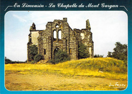 87 - La Chapelle Du Mont Gargan (fin Du XIXe Siècle) Au Sommet Du Mont Gargan - Zonder Classificatie