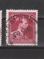 COB 832 Centraal Gestempeld Oblitération Centrale Sterstempel Cachet étoile TERALFENE - 1936-1957 Col Ouvert