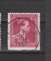 COB 832 Centraal Gestempeld Oblitération Centrale BORSBEKE (V.L.) - 1936-1957 Col Ouvert