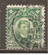 Filipinas  Nº Yvert  204a (B) (usado) (o) - Filippijnen