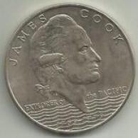 Dollar 1970 West Samoa - Samoa
