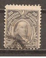 Filipinas  Nº Yvert  219 (A) (usado) (o) - Filippijnen