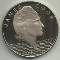 Dollar 1970 West Samoa Proof - Samoa