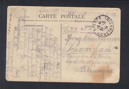 Frankreich France Depot Des Prisonniers De Guerre Biskra Algerie  1915 - 1. Weltkrieg 1914-1918