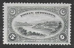Turkey Mint No Gum (40 Euros) 1920 - Ungebraucht