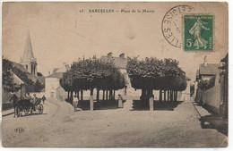 95 SARCELLES  Place De La Mairie - Sarcelles