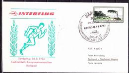 DDR GDR RDA - Naturschutzgebiet Westdarß (MiNr: 1182) 1962 - Siehe Scan - Cartas
