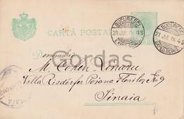 Romania - Bucuresti - Stationery - Judaica - Cohen - 1904 - Briefe U. Dokumente