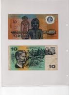 Lot 2 Billets Australie - Unclassified