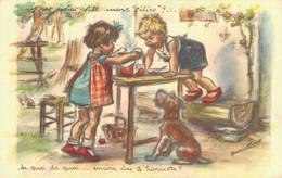 H2302 - Illustrateur Germaine BOURET - Bouret, Germaine