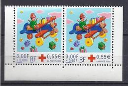 Francia/France/Frankreich 2000 Croce Rossa / Croix Rouge / Rotes Kreuz - Non Classés