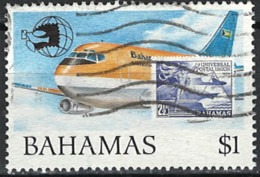 Bahamas 1989. SG 868, Used O - Bahamas (1973-...)