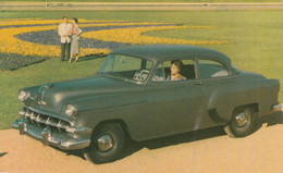 "1954 Chevrolet ""One-Fifty"" 2-Door Sedan Shadow Gray - Turismo"