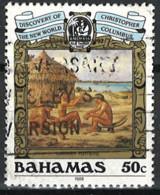 Bahamas 1988. SG 822, Used O - Bahamas (1973-...)